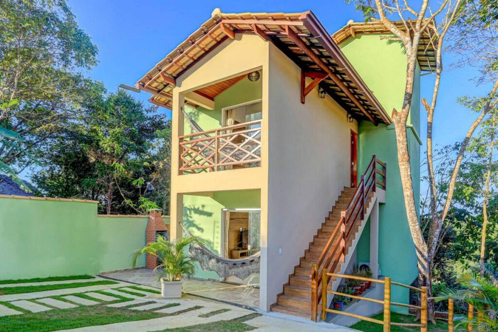 airbnb Casa Bela Vista em Alto da Boa Vista