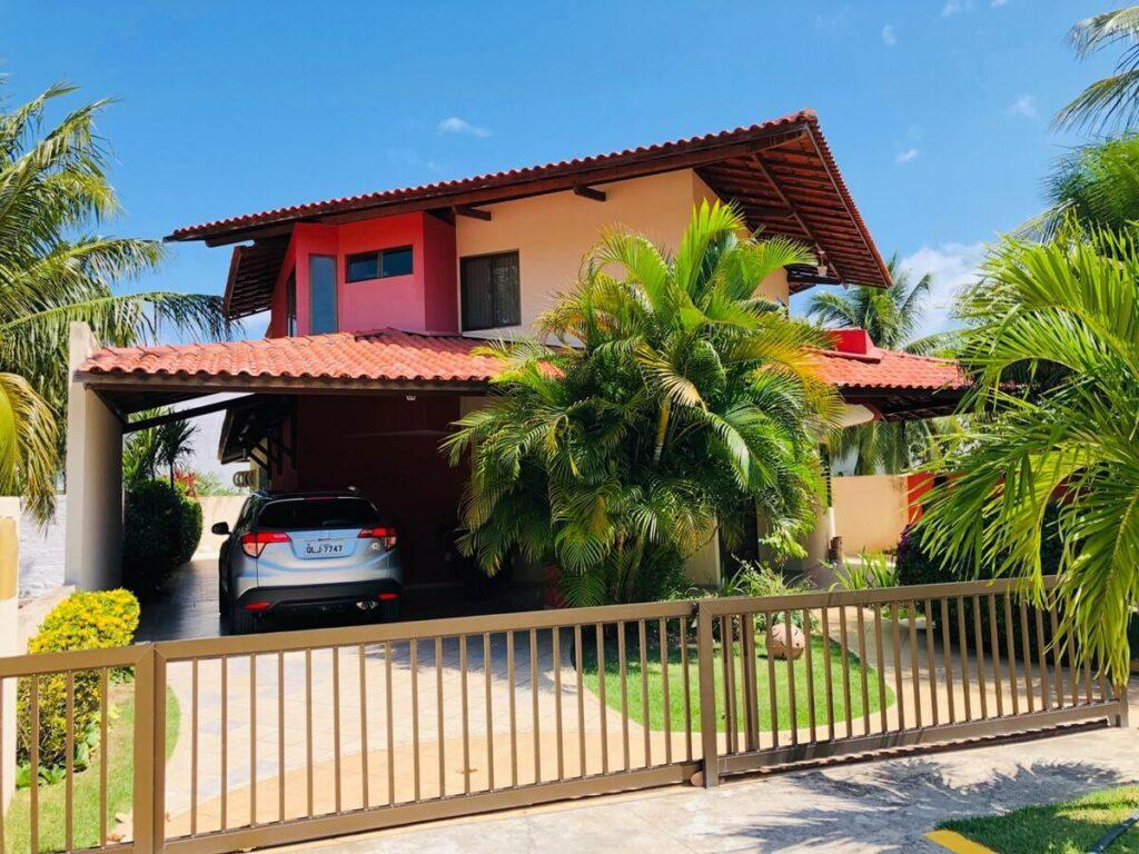 airbnb Casa de Praia Completa na Barra de São Miguel