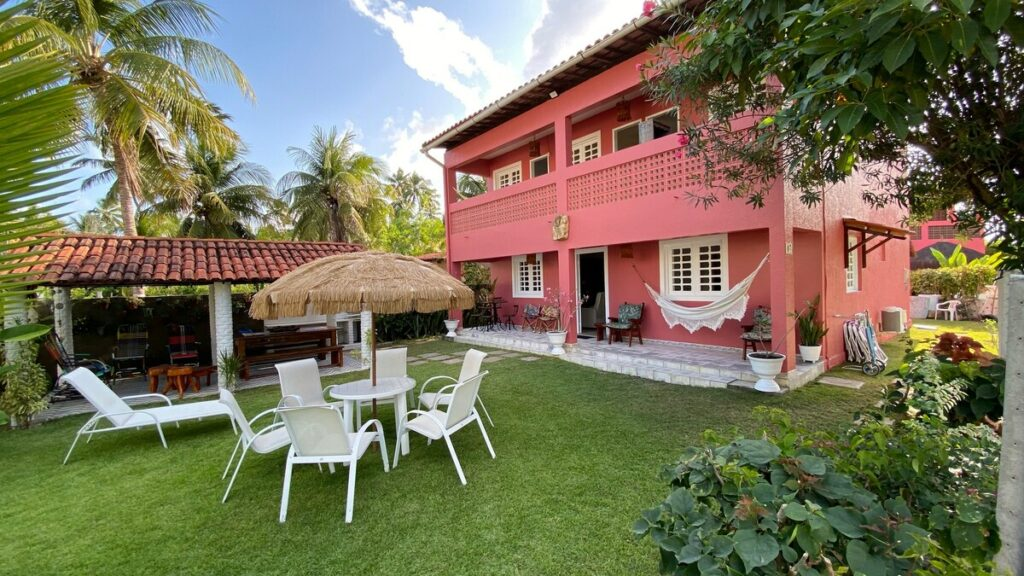 airbnb casa de praia em ponta de mangue no Maragogi