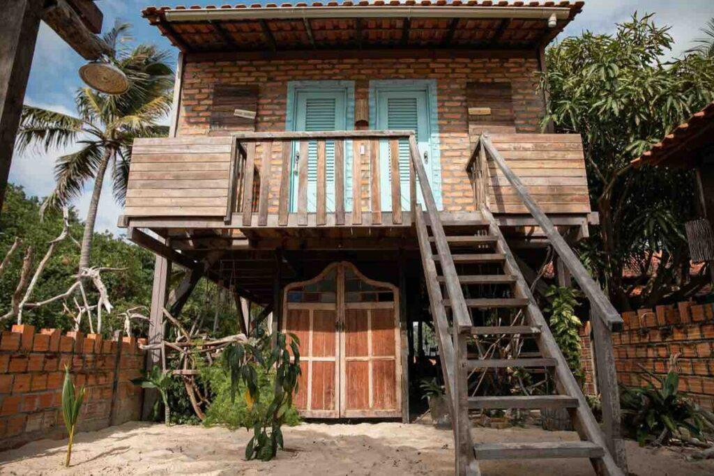 airbnb casa mamagaia em atins