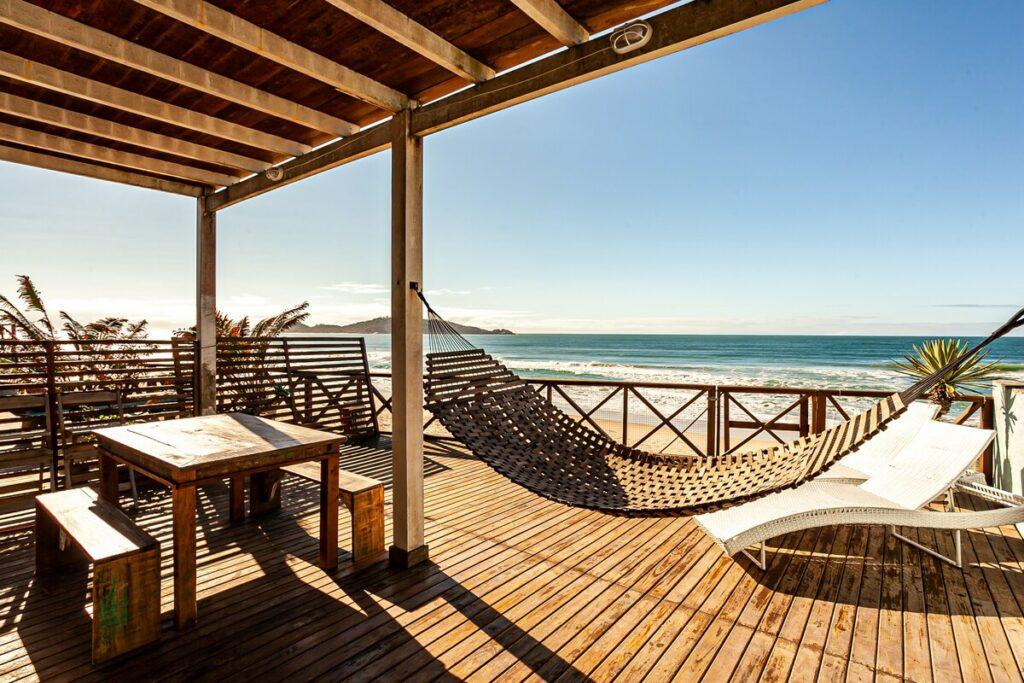 airbnb na praia do Campeche