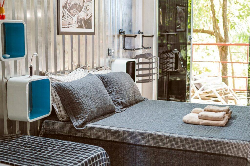 airbnb container em Bonito