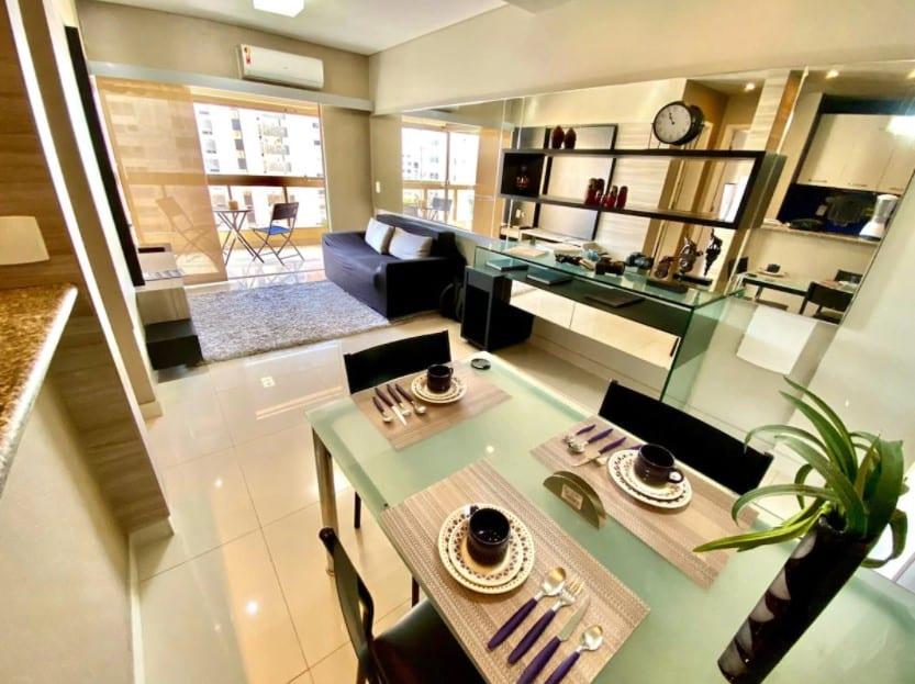 airbnb flat beira-mar em Fortaleza