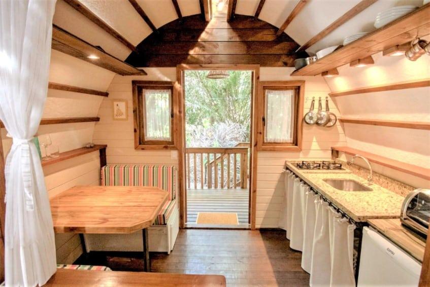 airbnb iglu ingá