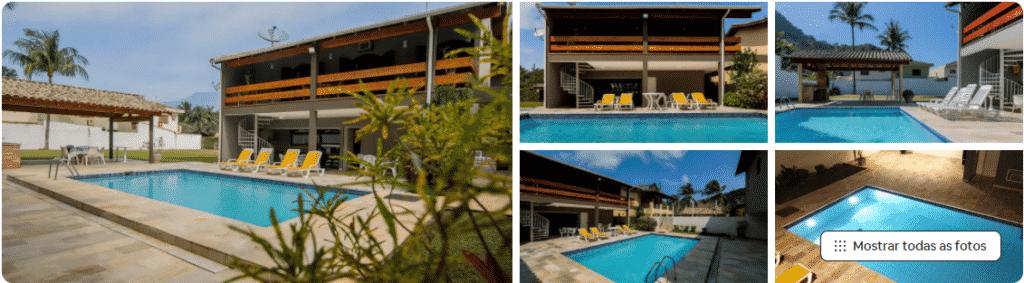 airbnb linda casa com piscina