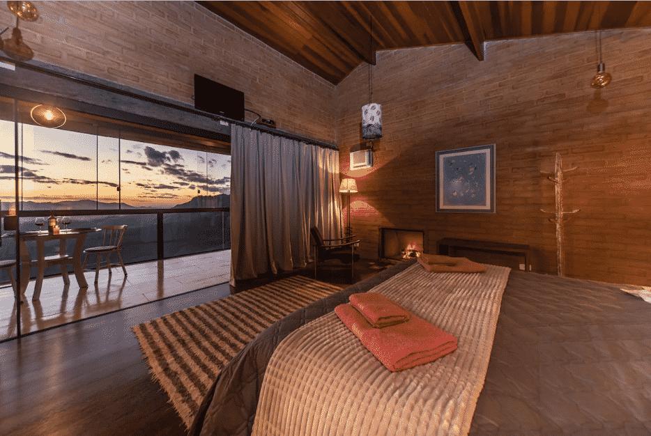 airbnb em Campos do Jordão