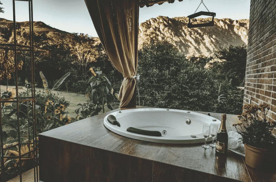 airbnb em brumadinho