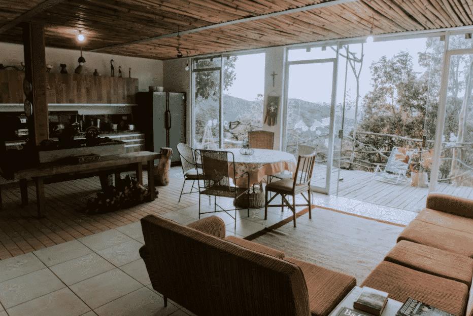 airbnb em marliéria