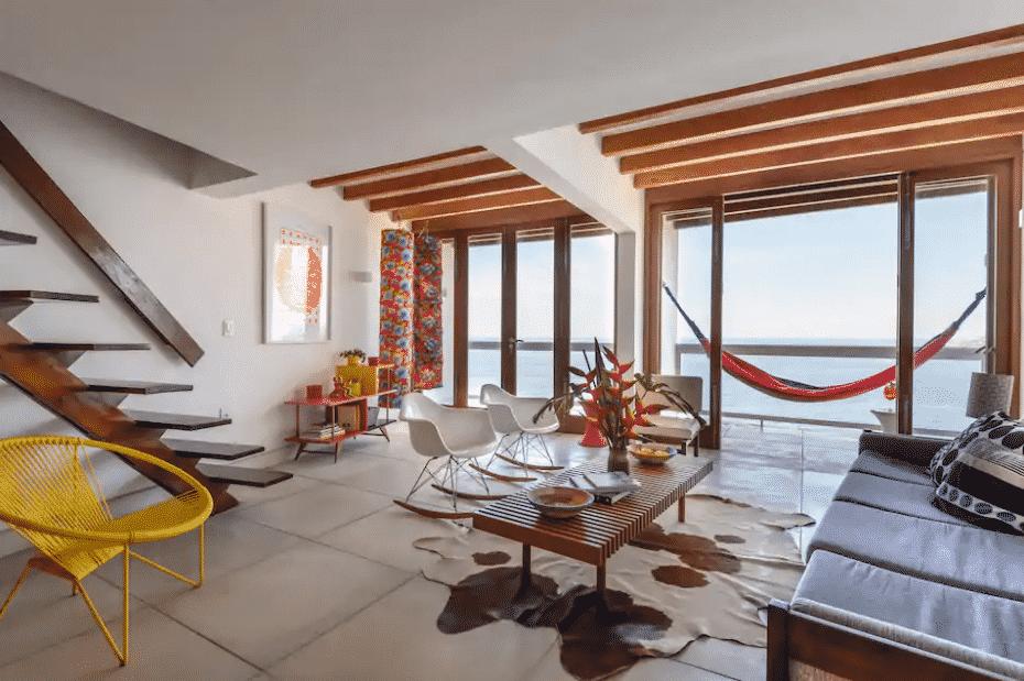 airbnb na Praia da Joatinga