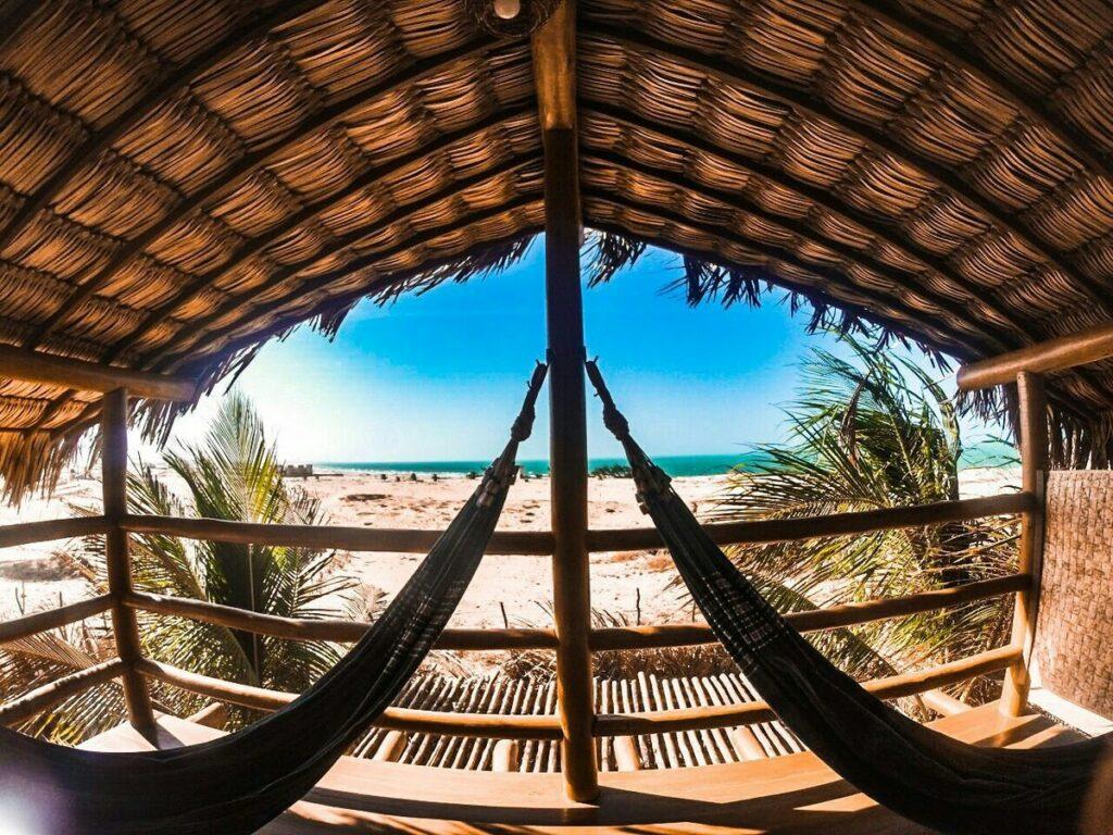 airbnb kabana kûara
