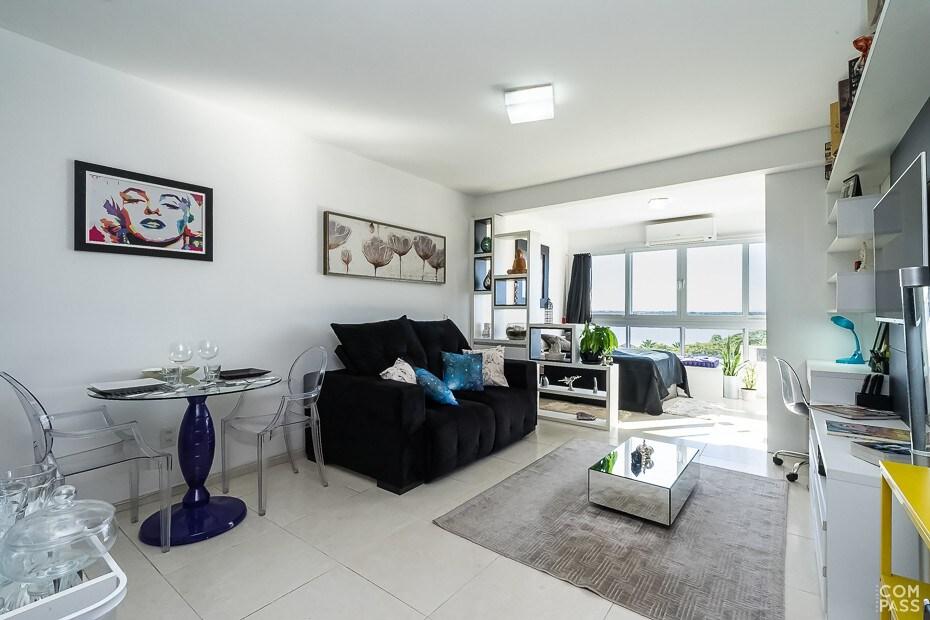 airbnb loft com vista panorâmica em porto alegre