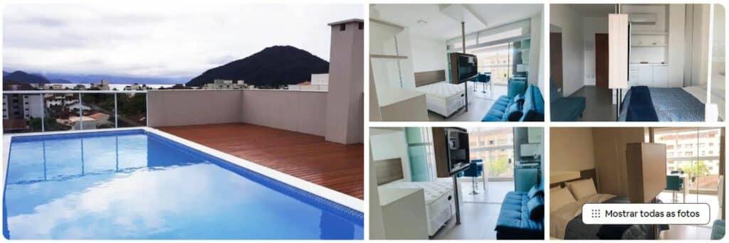 Fotos do Airbnb Lindo e novo estúdio/flat em Itaguá