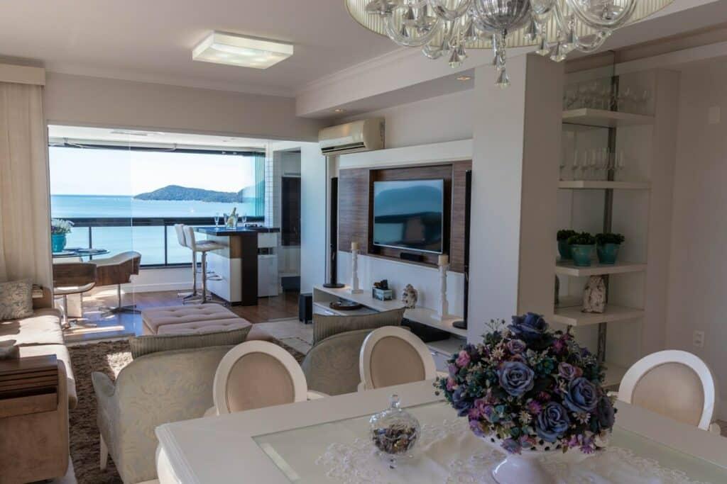 Maravilhoso Apartamento a Beira Mar