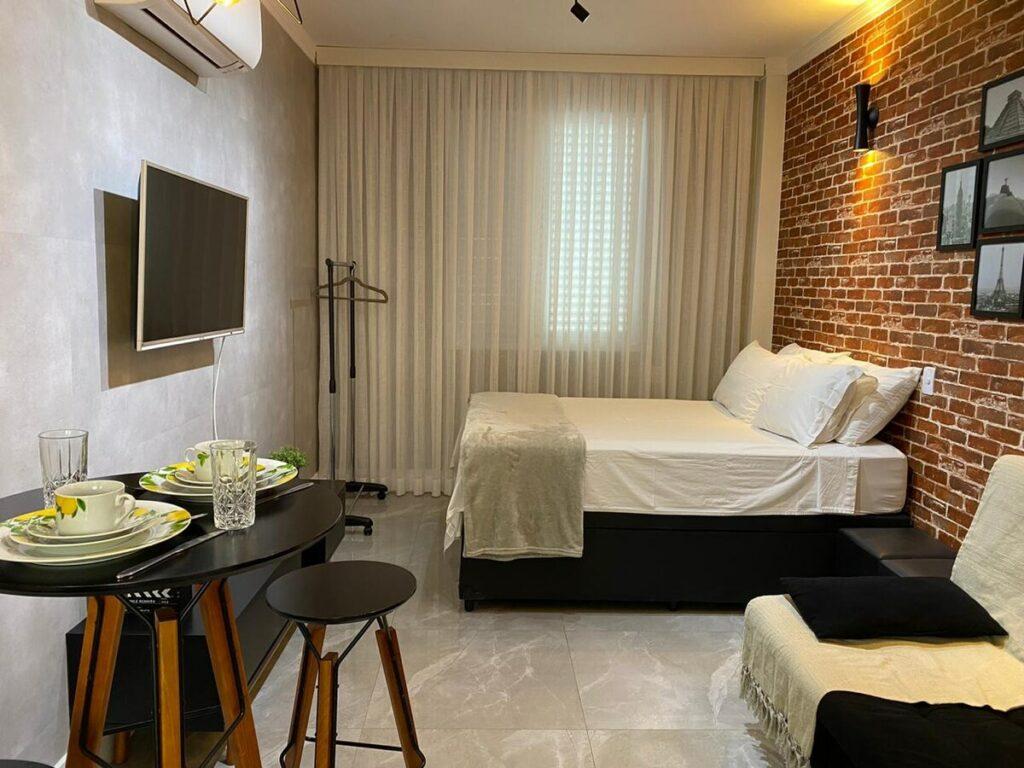 airbnb em santos