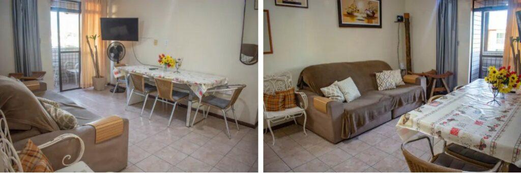 airbnb Apartamento Cartão Postal em Cabo Frio