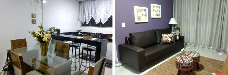 Apartamento 'Jeito Mineiro' em Capitólio