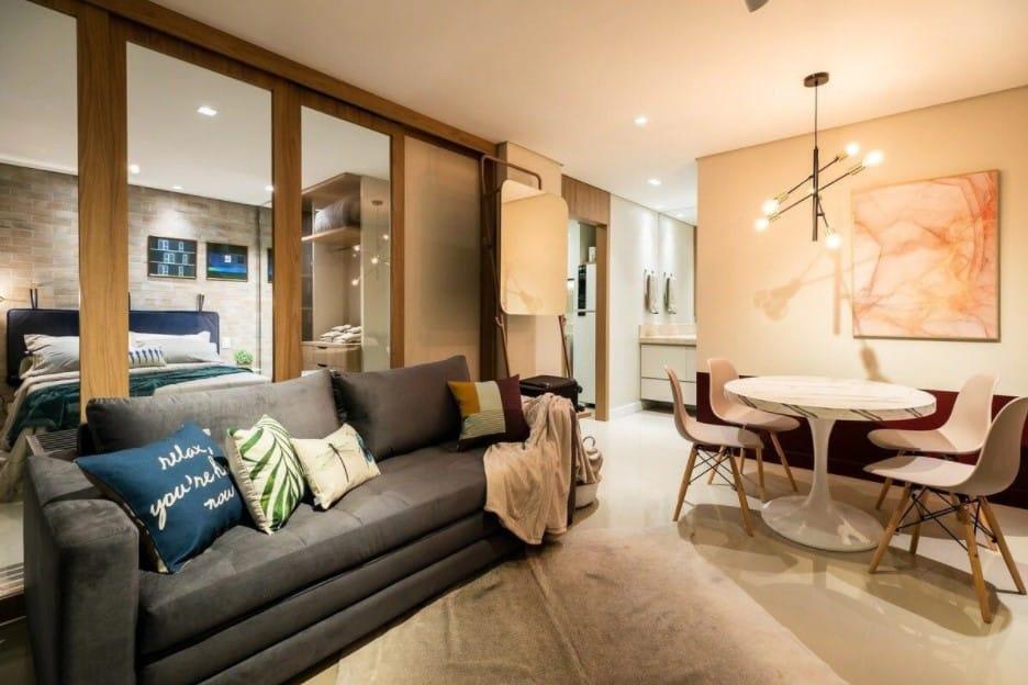 Apartamento airbnb lindo no centro de Foz do Iguacu