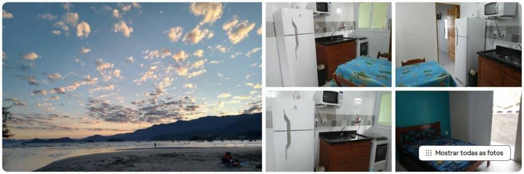 Fotos do Apartamento novo, mobiliado, à 700 mts da praia