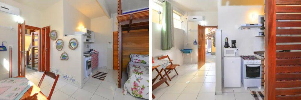 Apartamento na Vila do Abraão
