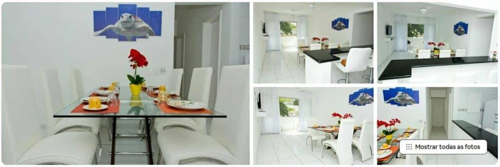 airbnb Guarujá