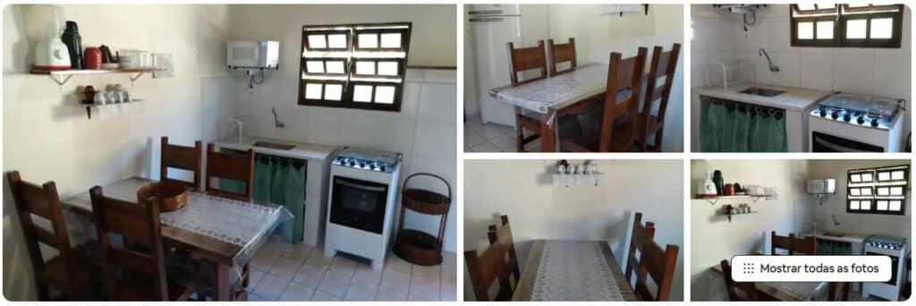 Fotos do Apto com 2 dormitórios, mobiliado próx a praia.