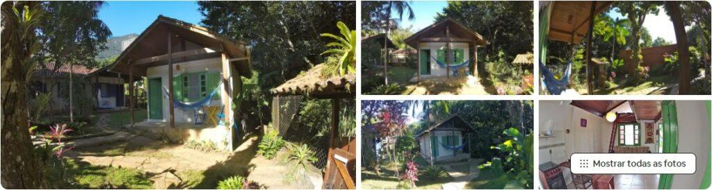 Cabana do Condomínio Aldeia