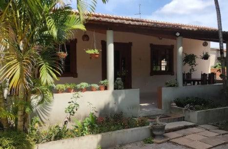 Casa Aconchego, em Morro do Chapéu-Ba