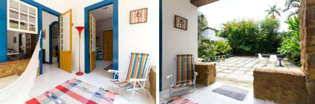 Airbnb Casa no Centro Histórico de Paraty