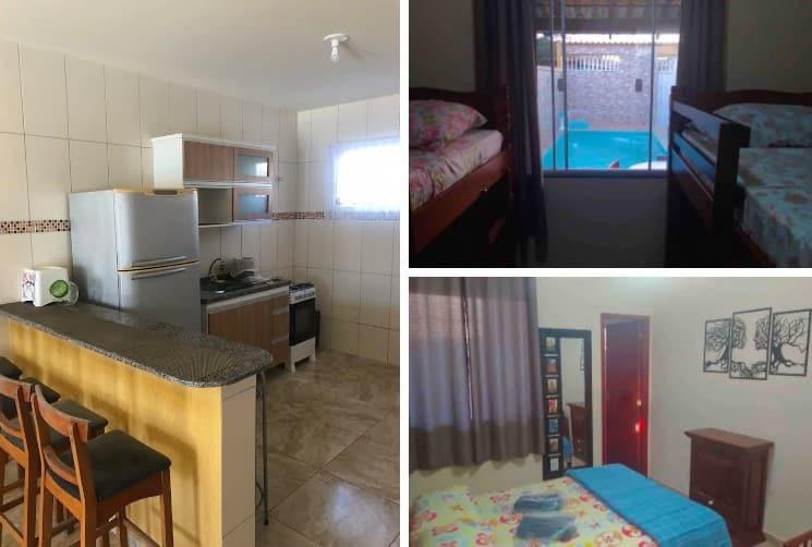 airbnb Condomínio Terra Mar em Cabo Frio