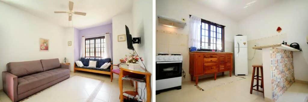 airbnb Casa Espaçosa no Perto do Pereque-Açu em Paraty