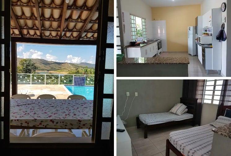 airbnb ponta do sol em capitólio