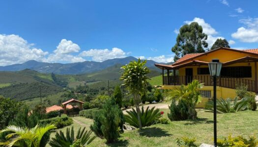 Airbnb em Aiuruoca – 10 Opções Charmosas ao Sul de Minas