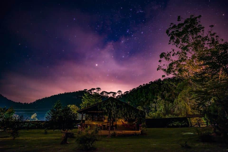 airbnb Casa Vale do Alcantilado em Visconde de Mauá