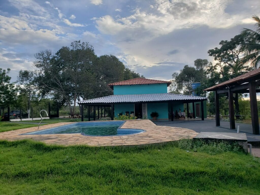 Chácara familiar no Jalapão