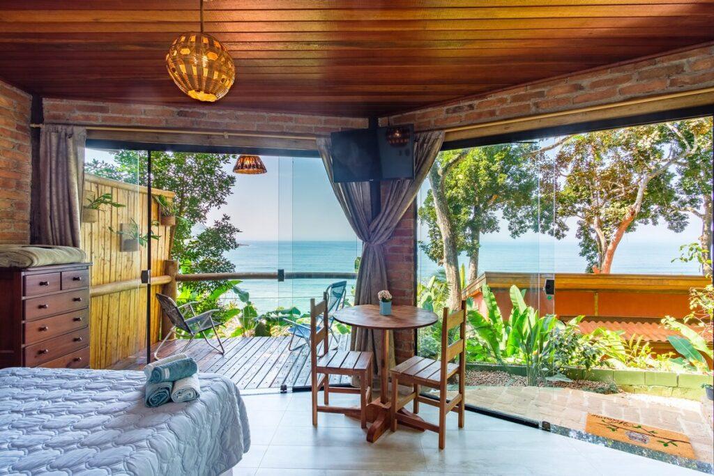 airbnb em ubatuba