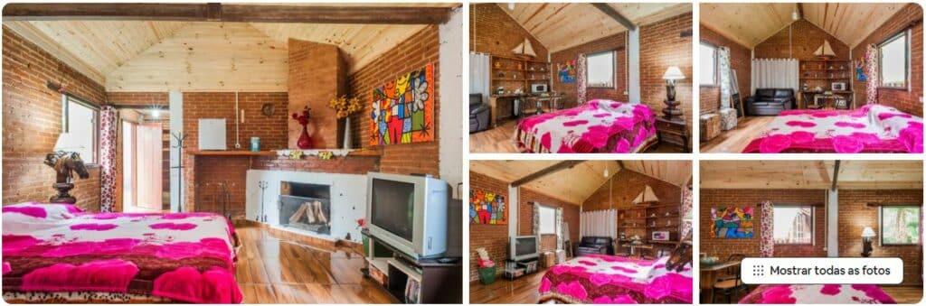 airbnb Campos do Jordão