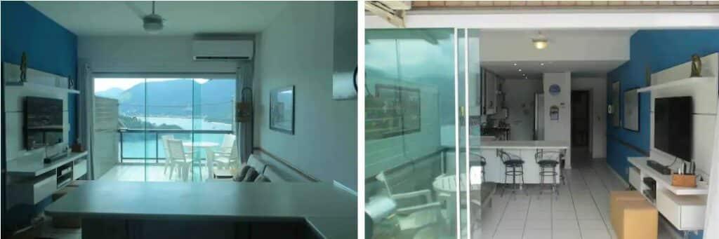 airbnb Cobertura no Porto Real Resort em angra dos reis
