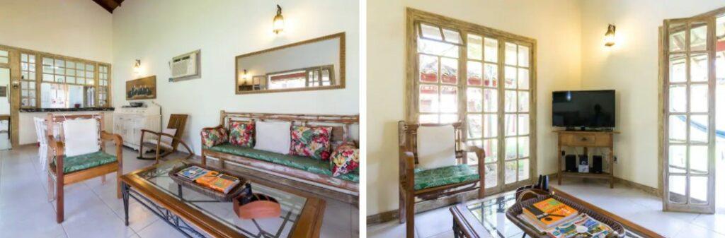 Belíssima e Espaçosa Casa no Caborê