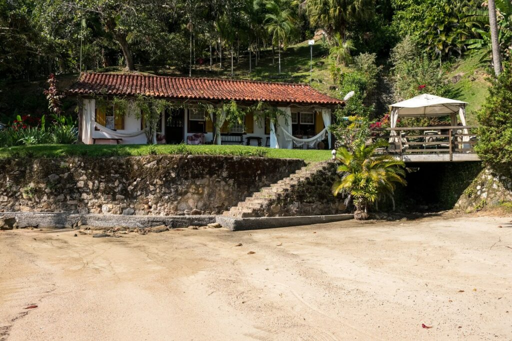 airbnb Deliciosa Casa Beira Mar em Paraty