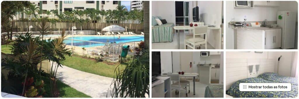 airbnb Riviera de São Lourenço