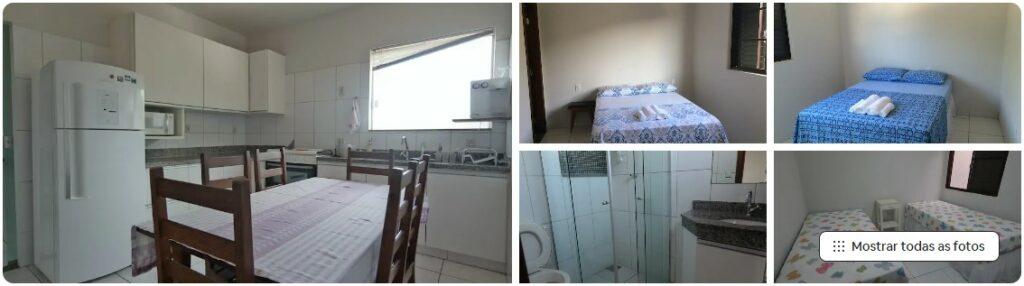 airbnb apartamento no centro de capitólio