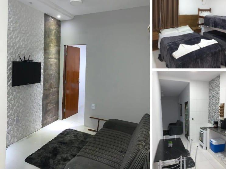 airbnb Flat do Noah em Cabo Frio