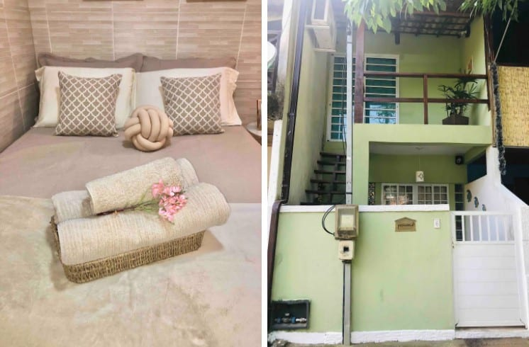 airbnb Flat Lindo no Centro de Ilha Grande