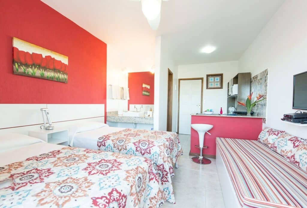 airbnb Flowers Suites Apartamentos em Búzios