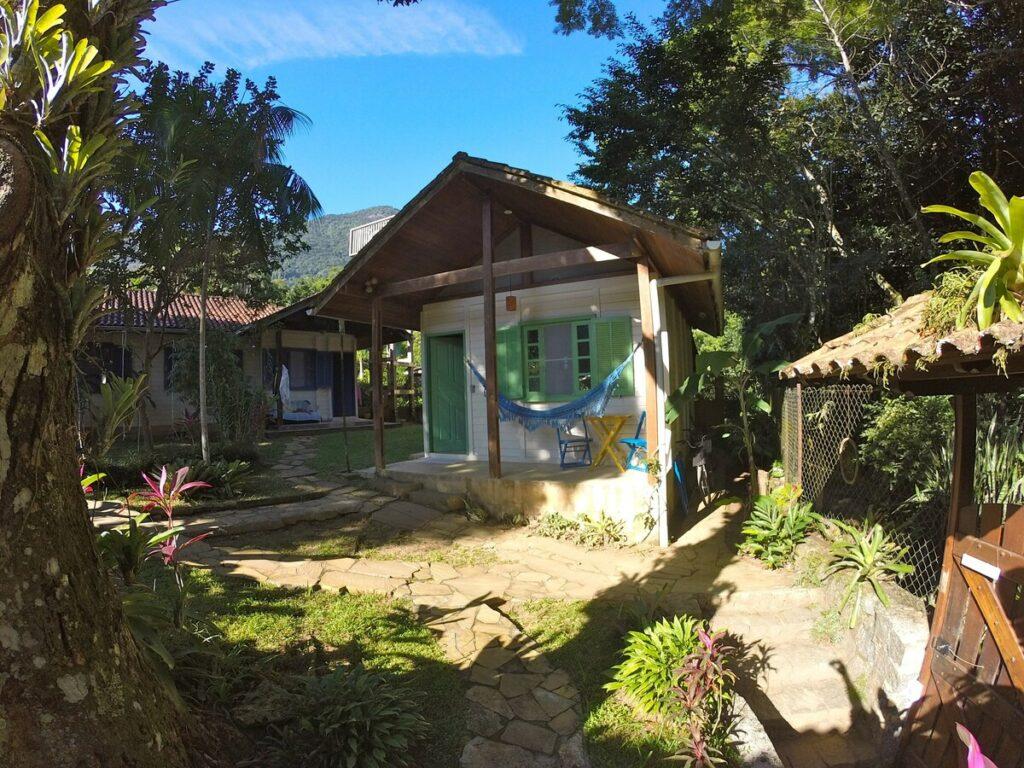 Cabana do Condomínio Aldeia em Ilha Grande