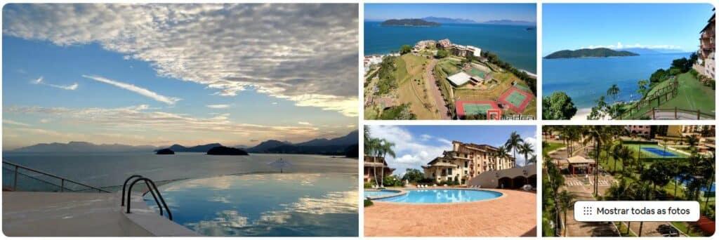 Fotos do Airbnb Gaivotas Costa Verde Tabatinga, pé na areia, lindo