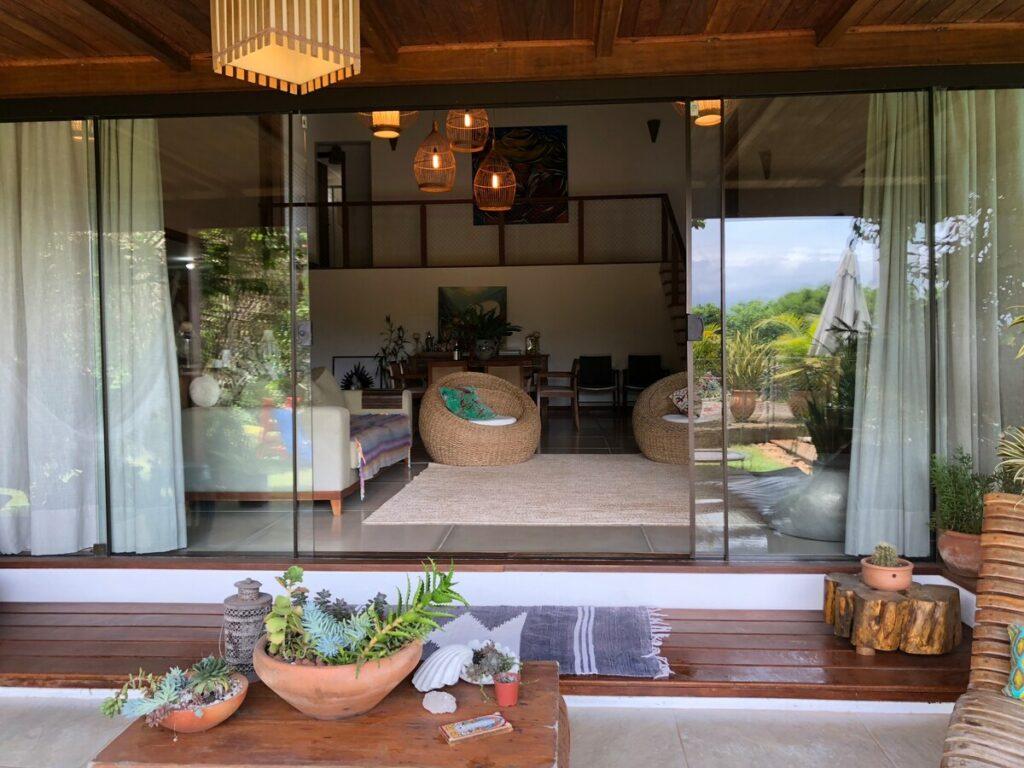 Linda Casa com Piscina e Vista para o Mar em Angra dos Reis