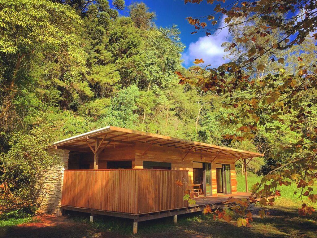 Mountain Lodge em Visconde de Mauá