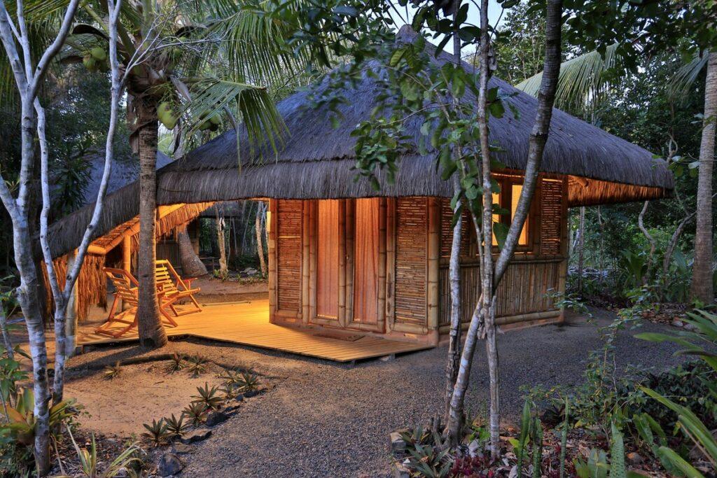 Cabanas de Bambu II - Piracanga Ecovila