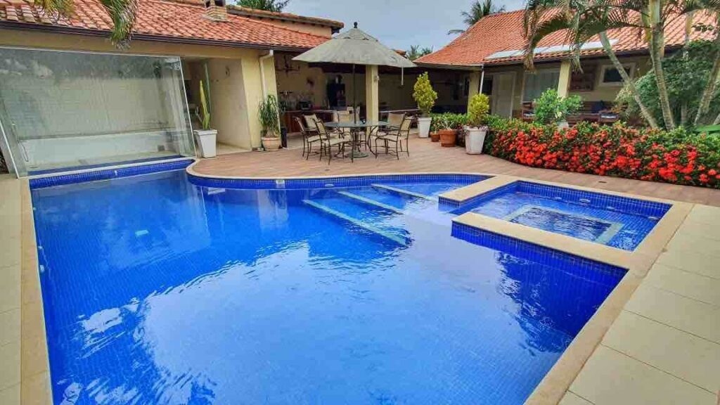 piscina Casa Completa e Super Aconchegante